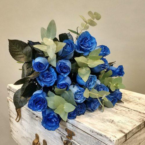 Загадочный Синий