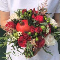 Свадебные цветы и букет невесты в Самаре