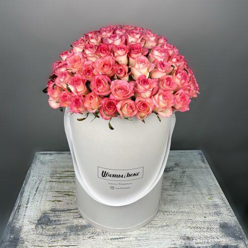 Розовая жемчужина