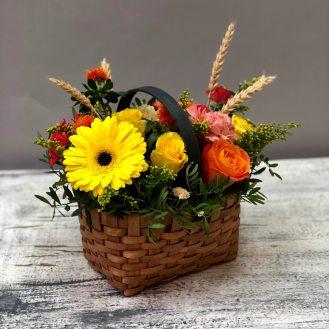 Осеннее лукошко