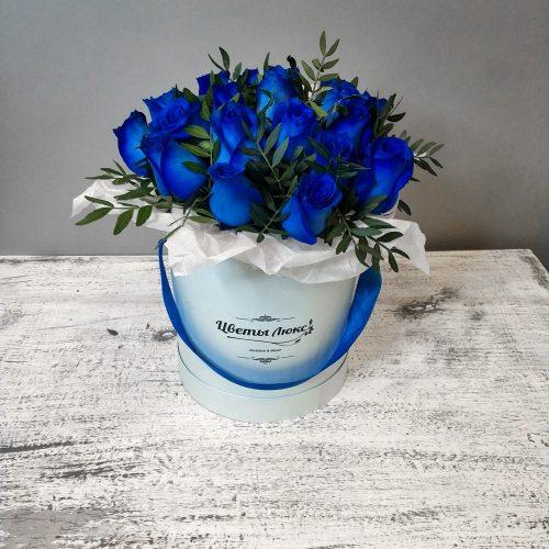 Синие Розы Люкс