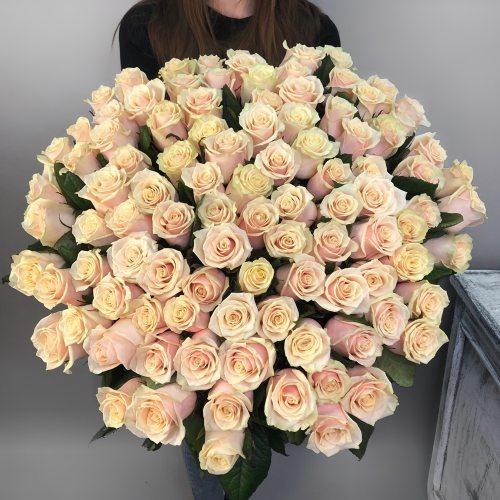 Взбитые сливки - 101 кремовая роза