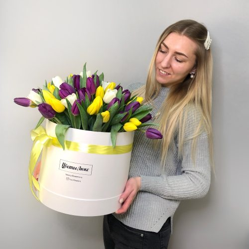 Тюльпаны Люкс