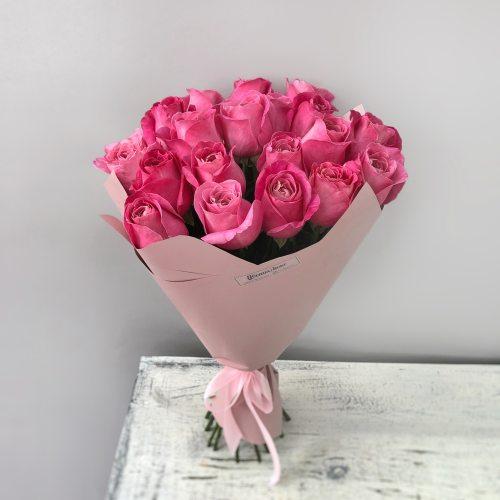 Розовый шелк