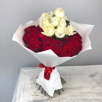 Амазонка - 51 роза